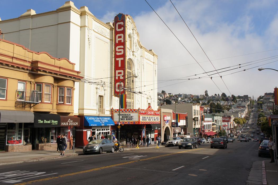 San Francisco USA Castro 2
