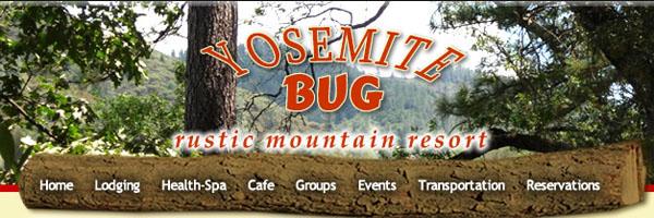 Yosemite bug, le camping des héros