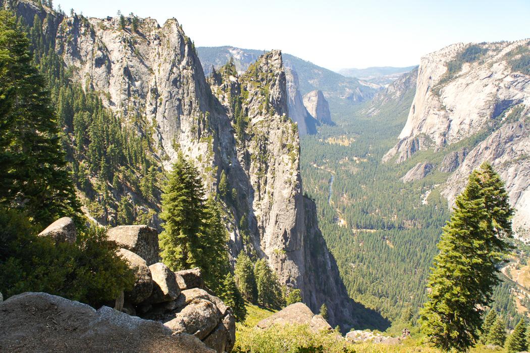 yosemite californie