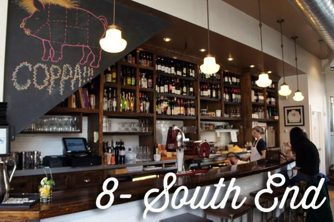 South End Boston