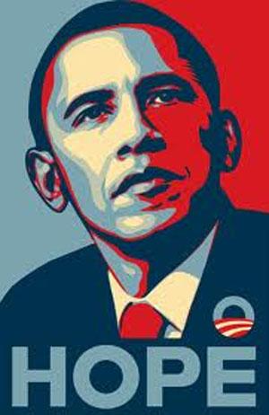 Barack, hope