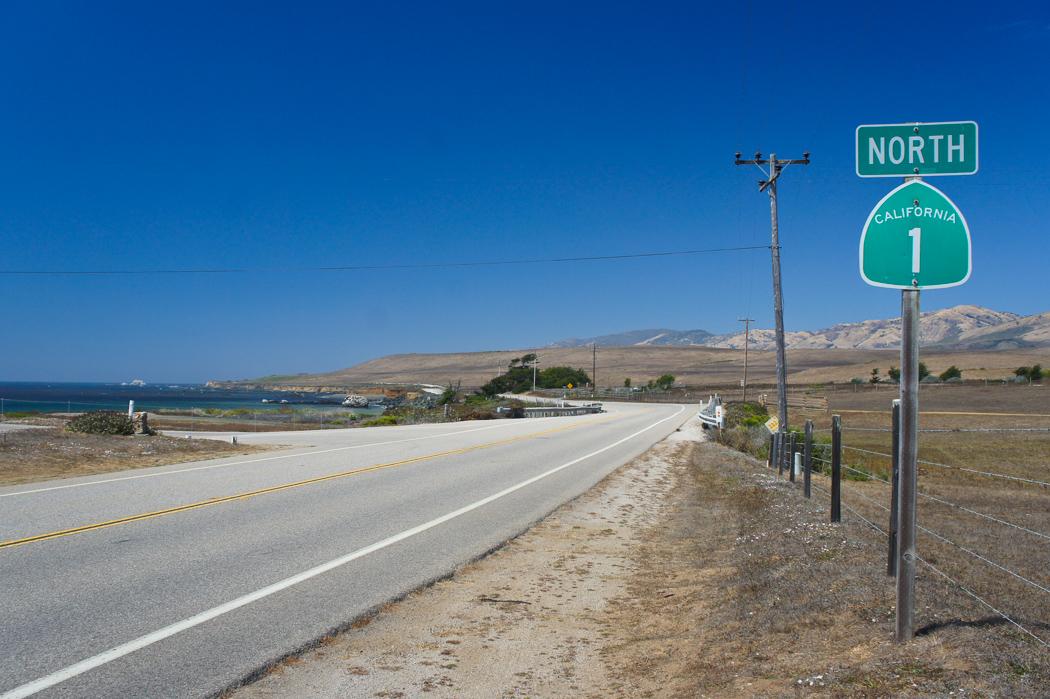 Big Sur CAlifornia Route 1 - 4
