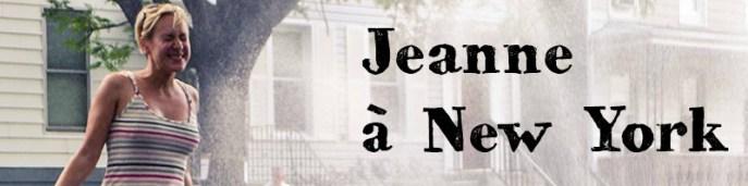 Jeanne à New York