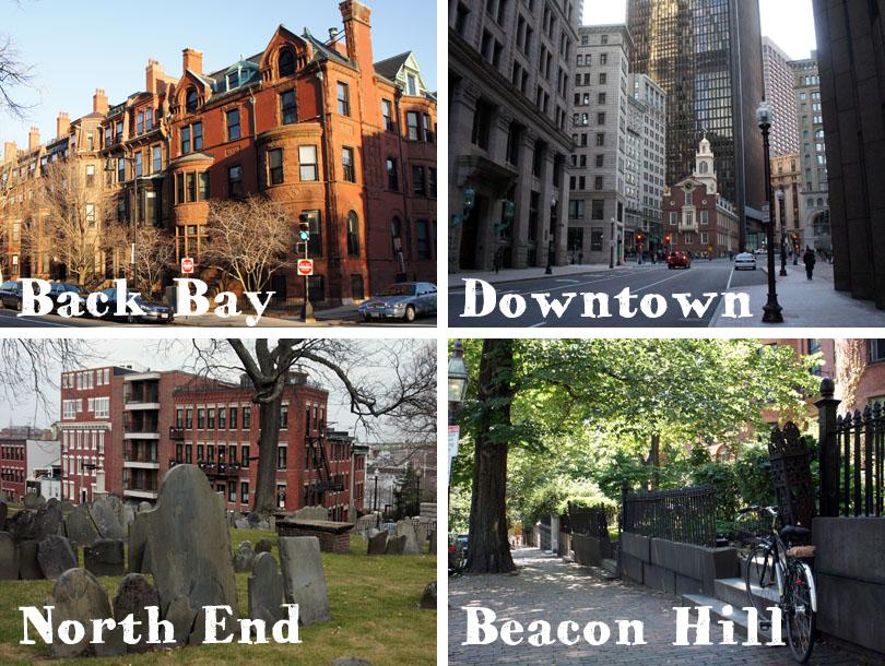 Trouver un hotel dans le centre de Boston
