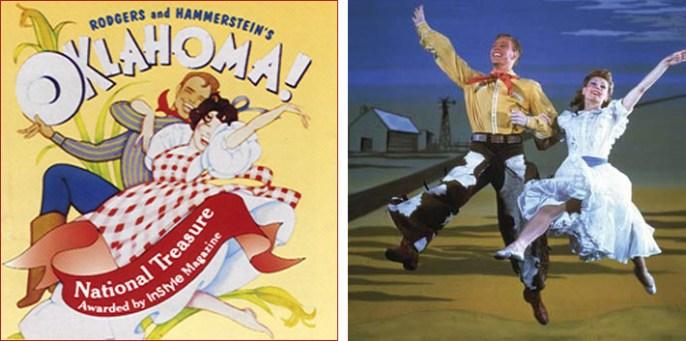 Oklahoma, comédie musicale américaine