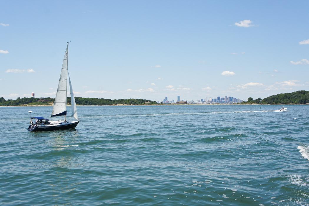 Boston Harbor Island