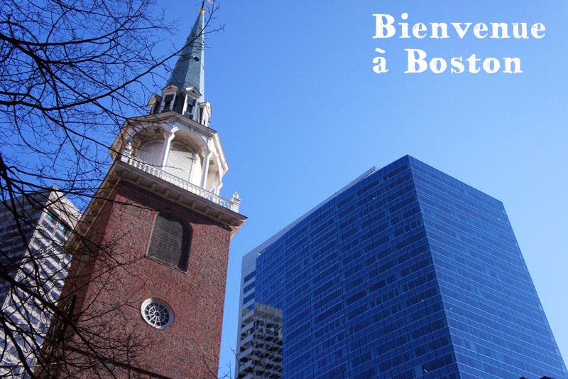 Bienvenue à Boston