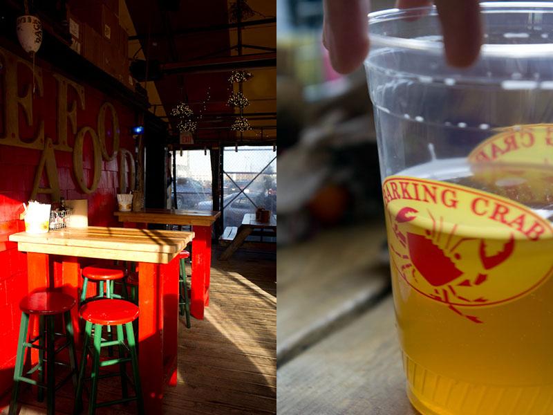 Barking Crab bière