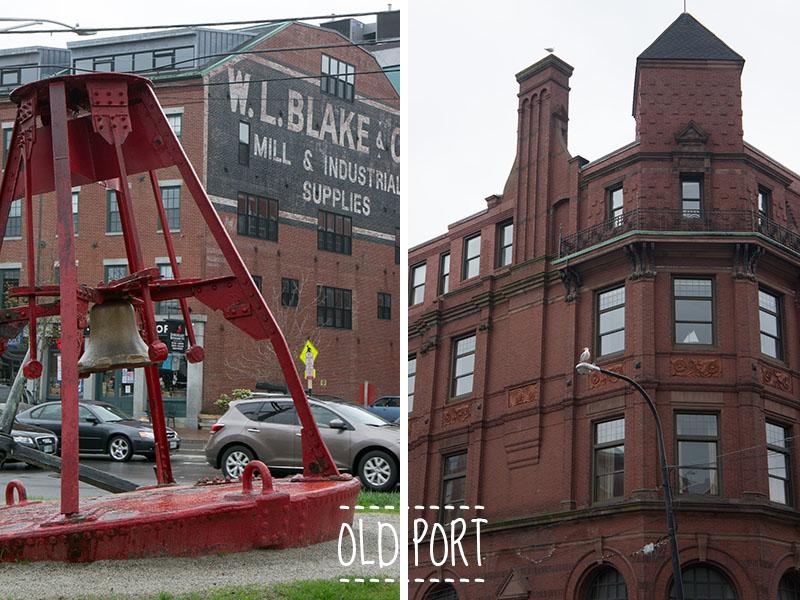 Old POrt, Portland