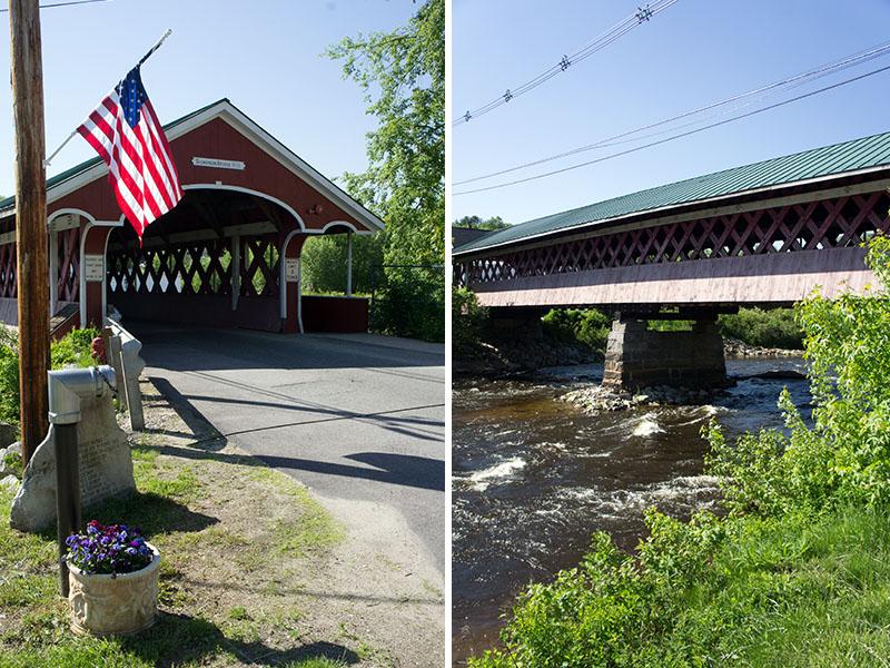 Covered Bridge New Hampshire