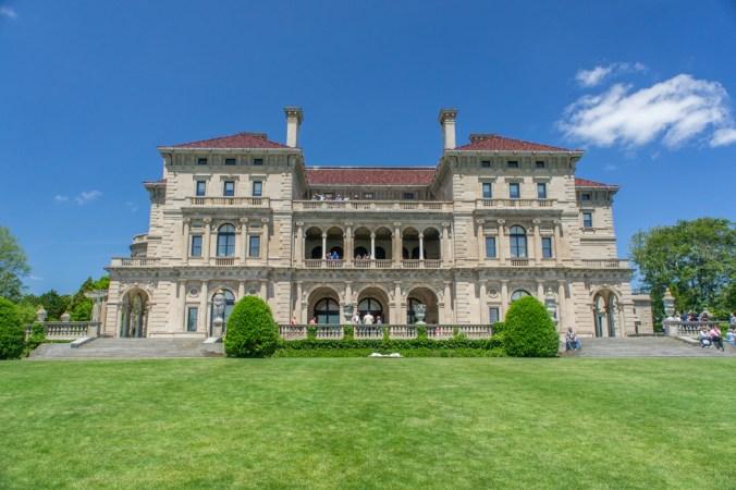 Mansion Newport Rhode Island