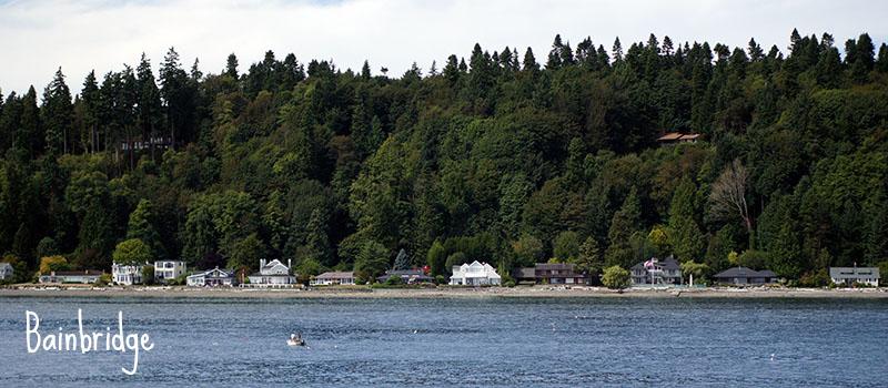 Bainbridge Ferry - Seattle