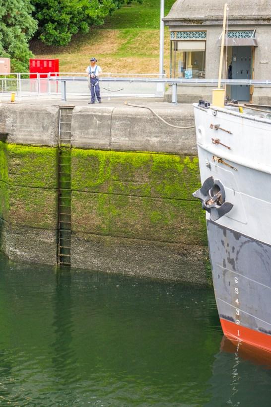 Seattle ecluses locks 1