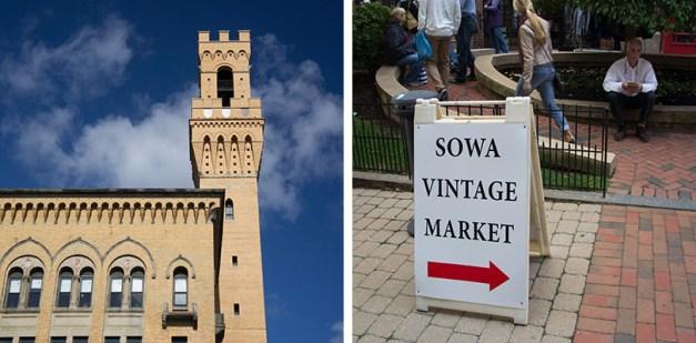 Sowa vintage Market - South End Boston 5