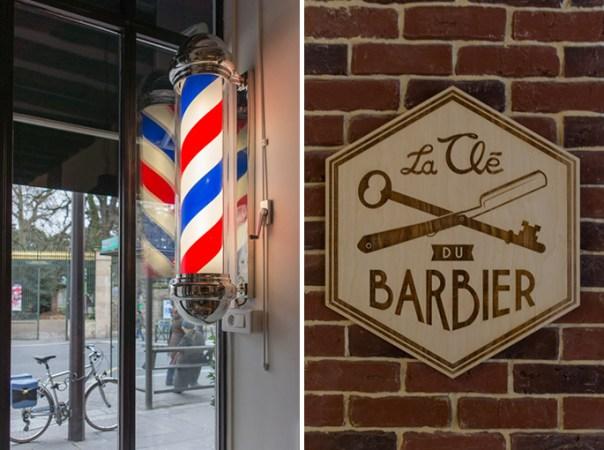 La clé du barbier - Barber Shop à Paris