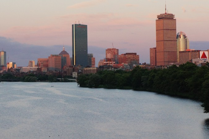 Boston - Le Blog de Mathilde