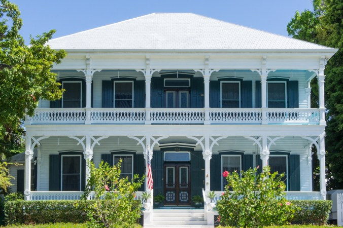 Maison Old Town Key West Floride
