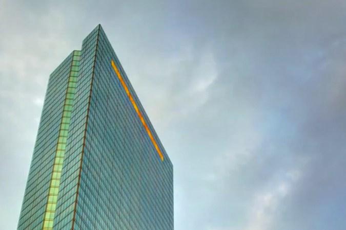 boston - hancock tower