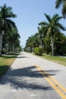 Route à Naples - Floride