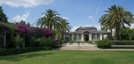 Serre - The Society of the Four Arts - Palm Beach - Florida
