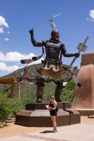 Apache Mountain Spirit - Santa Fe - Nouveau Mexique