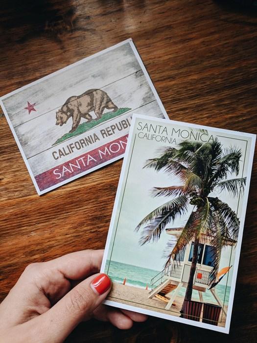 Cartes Postales Californie