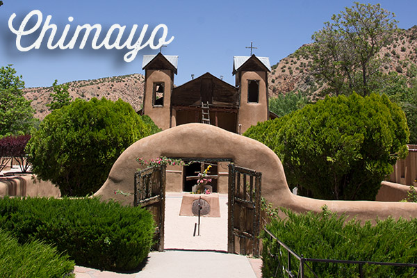 Chimayo - Nouveau Mexique
