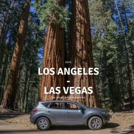 Los Angeles Las Vegas Road Trip americain