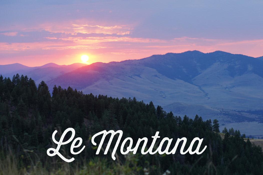 Voyager dans le Montana aux USA