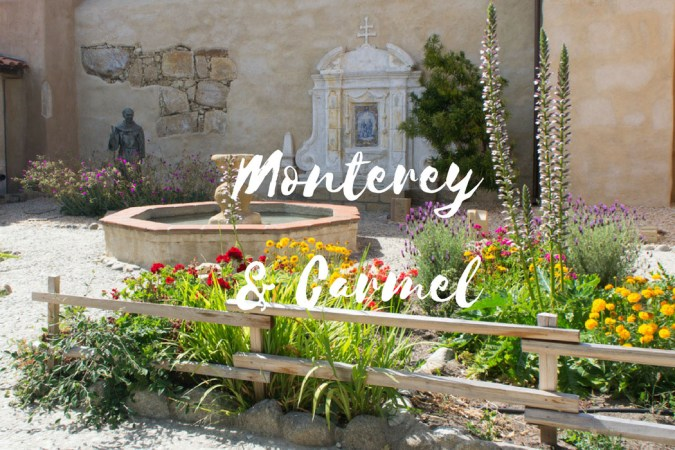 Monterey et Carmel
