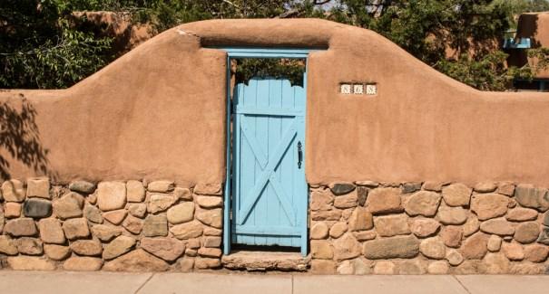 Porte Santa Fe - New Mexico