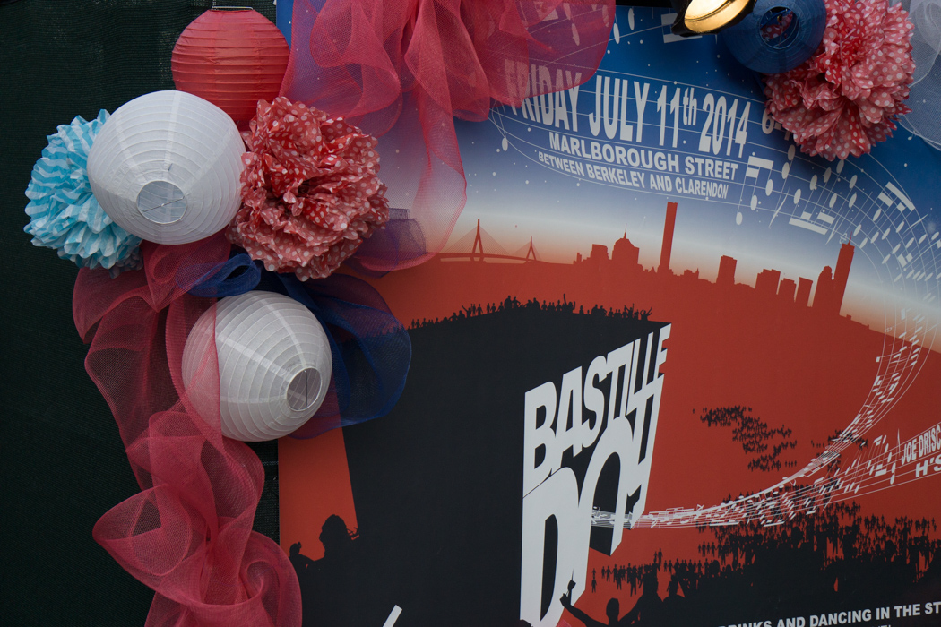Bastille Day - 14 juillet - Boston