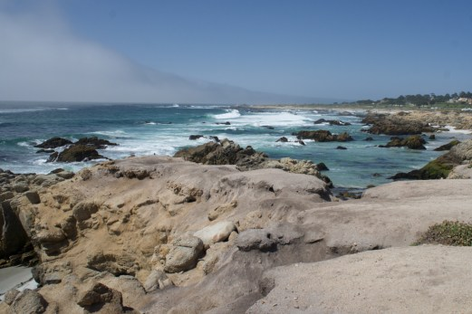 17 mile drive Monterey Carmel Californie le Pacifique