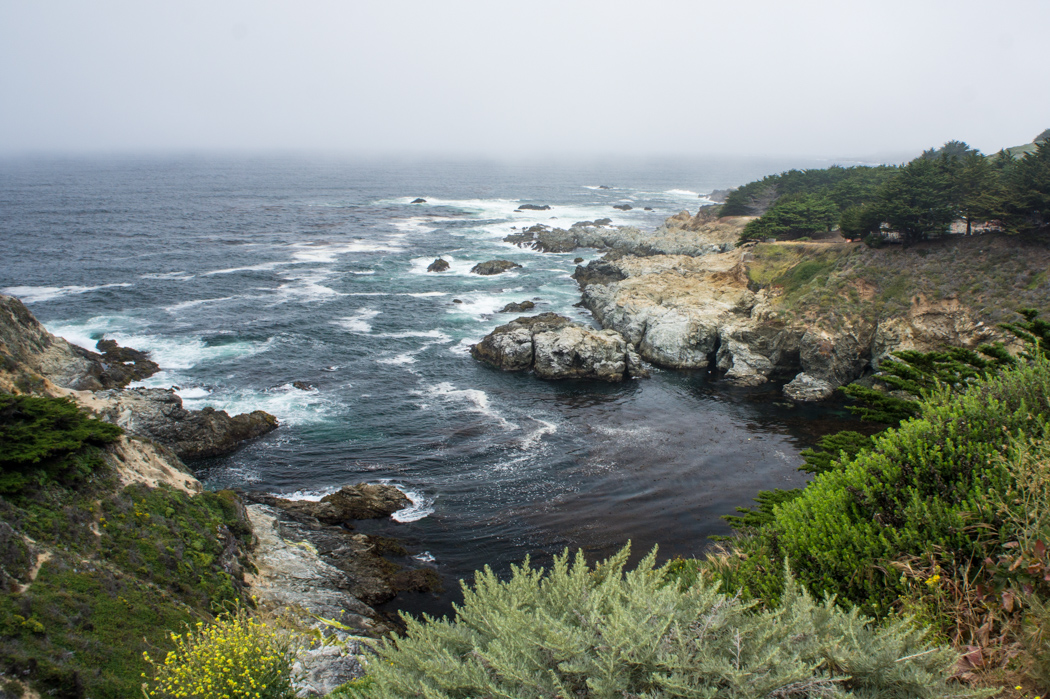 17 mile drive Monterey Carmel Californie c'est beau