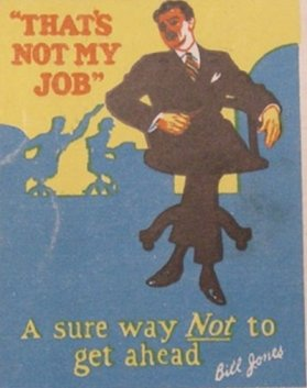 vintage78Vintage Business Motivational Posters from the 1920s & 1930s 4