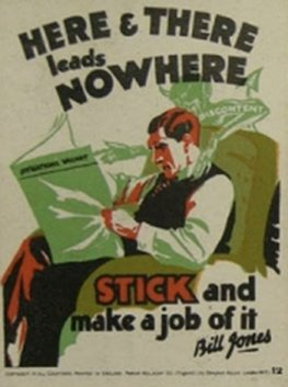 vintage78Vintage Business Motivational Posters from the 1920s & 1930s 5