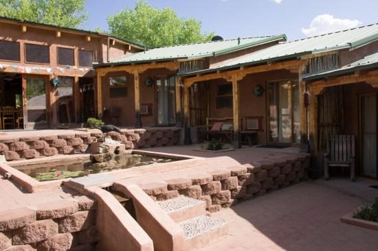 Canon del Rio - Jemez Springs Nouveau Mexique