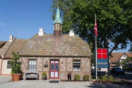 Solvang Californie village danois 1