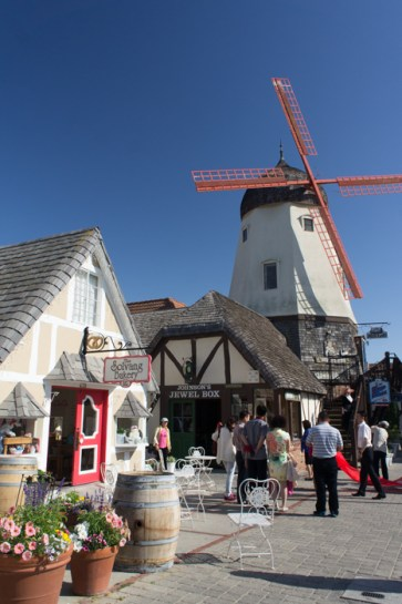 Solvang Californie village danois 5