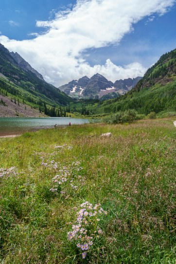 aspen Maroon Bells Colorado 1