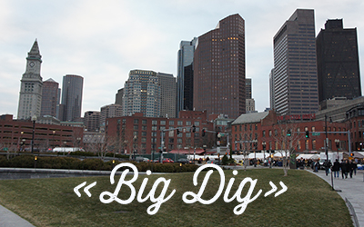 Big Dig Boston visite guidée