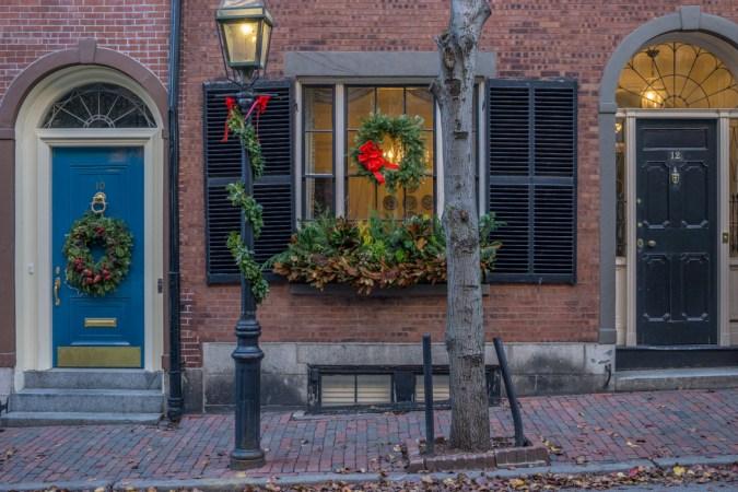 Noel a Boston - Beacon Hill