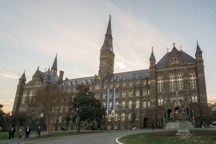 washington-dc georgetown university