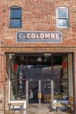 Washington DC Coffee Shop : la colombe