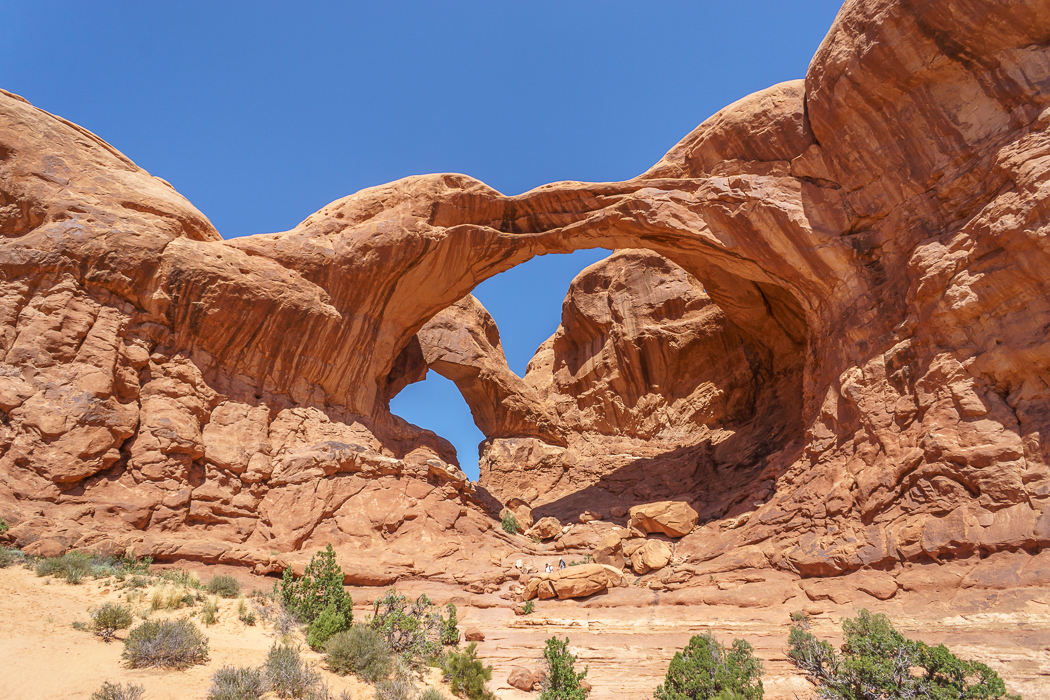 arches-national-park Double Arch