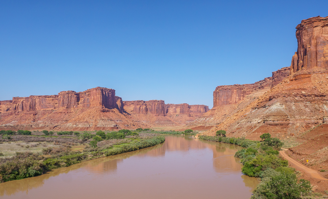 Canyonlands National Park Utah - Green River