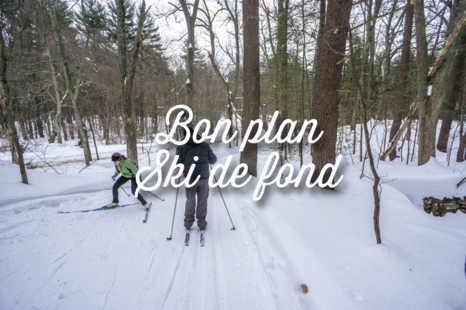 bon plan ski de fond boston