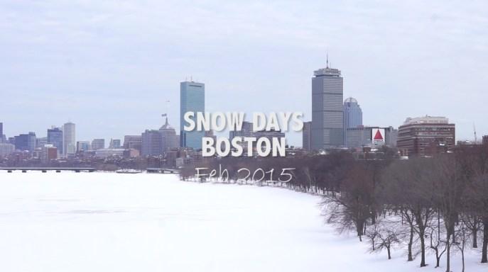 Snow Days Boston