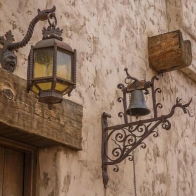 death valley california - le chateau de Scotty 2