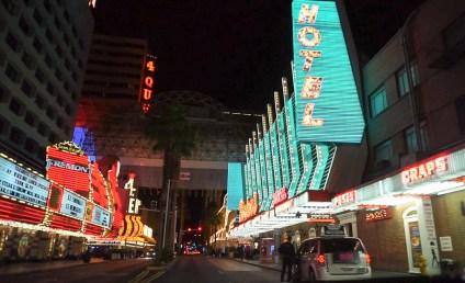 North Las Vegas by night 1